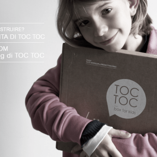 TOC TOC… Box for Kids e una campagna di crowdfunding