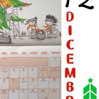Calendario dell'Avvento: 12 Dicembre 2013 #lilAvvento