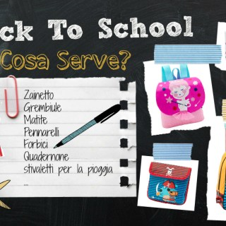 back to school - rientro a scuola con imaginarium