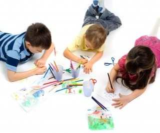 10 link: idee per conservare i disegni dei bambini
