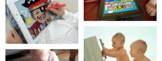 Una Pediatra al Mercatino dei Piccoli: Bambini e Tablet