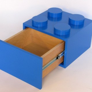 Cassetti LEGO…ecologici