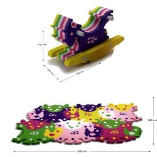 <!--:it-->Da puzzle 2D a cavalluccio 3D + promozione sconto<!--:-->