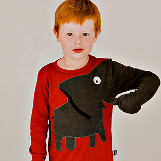 Vestiti interattivi: magliette gioco per bambini