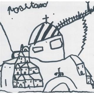 Una grafologa al Mercatino: i disegni di Federico