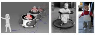 Una Pediatra al Mercatino dei Piccoli: Girello si o Girello no?