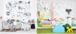 Pareti nuove e colorate per la camera dei bambini
