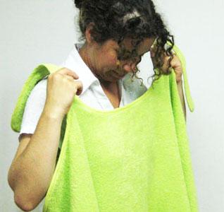 Asciugabimbo…il nuovo modo di asciugare il bimbo