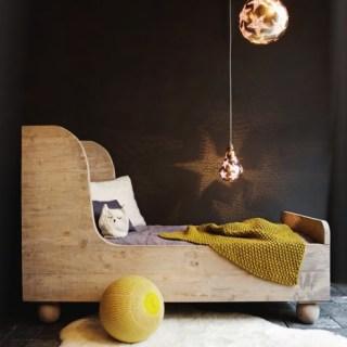 Letti, cuscini e camere d'ispirazione.