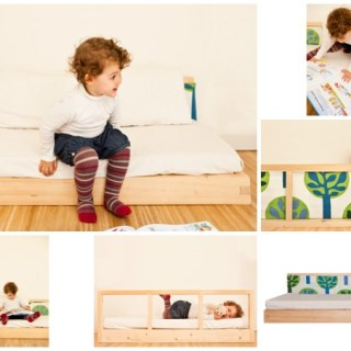 madori design - lettino futon