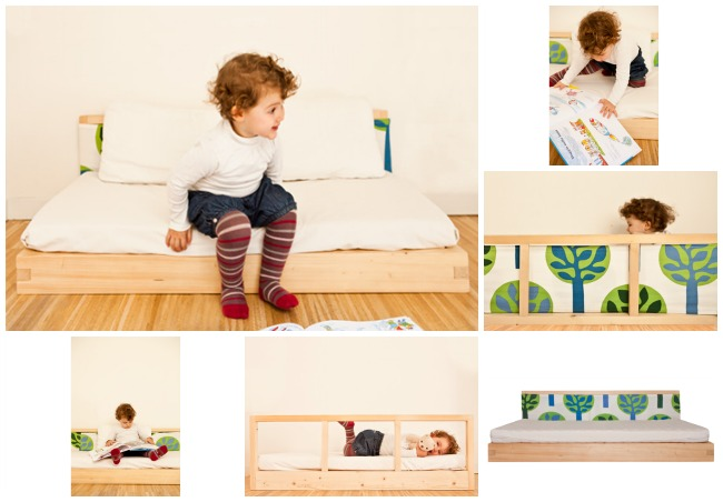 madori design - lettino futon