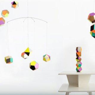 <!--:it-->Mobile geometrici di Clara von Zweigbergk<!--:-->
