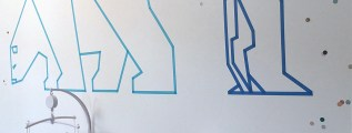 9 idee fai da te per decorare le pareti con il washitape