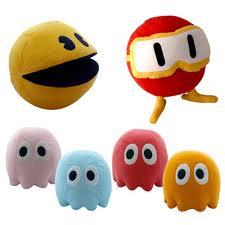 I peluche di Pac-Man