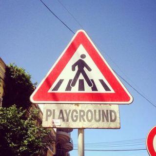 L'app per trovare il parco giochi più vicino: Playground around the corner