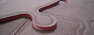 Un tappeto puzzle per far giocare anche i grandi