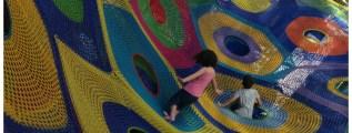Arte e gioco a Roma: La rete dei Draghi al MACRO