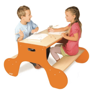 Craft Table: una nuova idea per la scrivania in cameretta