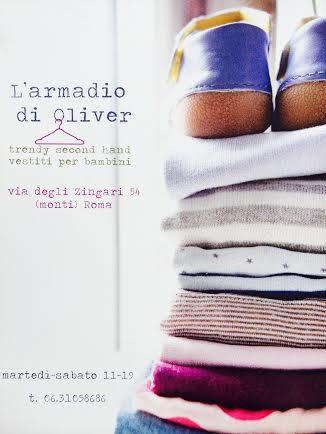 L'armadio di Oliver - Rione Monti