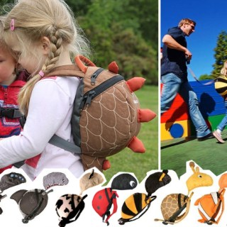 Iniziamo la scuola…con gli zainetti con il cappuccio!