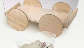 Lettini per bambini di ispirazione montessoriana e jap mercatino