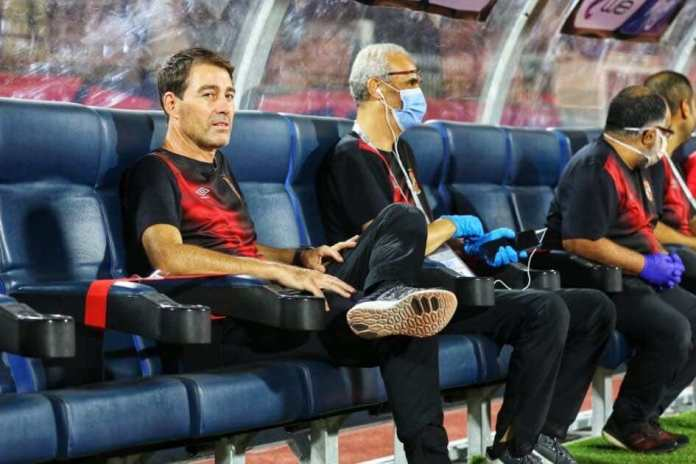 The last match of the Swiss coach Rene Weiler with Al-Ahly in front of Al-Arsenal in the Egypt Cup 2020