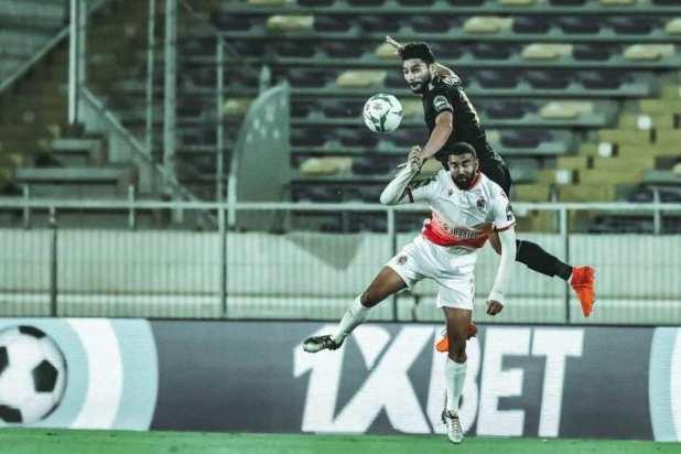 الأهلي استفاد من كوارث يحيى جبران وحقق الفوز على الوداد في ذهاب نصف نهائي دوري أبطال أفريقيا 2020