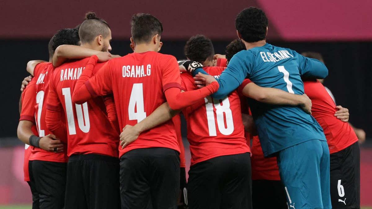 نتيجة مباراة مصر واسبانيا في اولمبياد طوكيو 2020.. دفاع الفراعنة يحير الماتادور