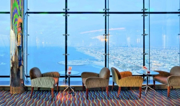Skyview Bar Dubai