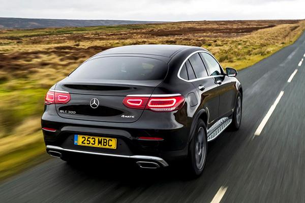 2020 Mercedes-Benz GLC Coupe Review | Mercedes-Benz Worldwide