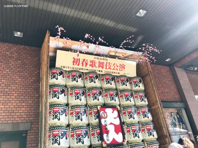 2020年 初春歌舞伎公演