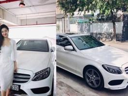 Vân Navy tặng Mercedes-Benz C250 AMG trị giá 2 tỷ đồng cho chị gái nhân dịp sinh nhật