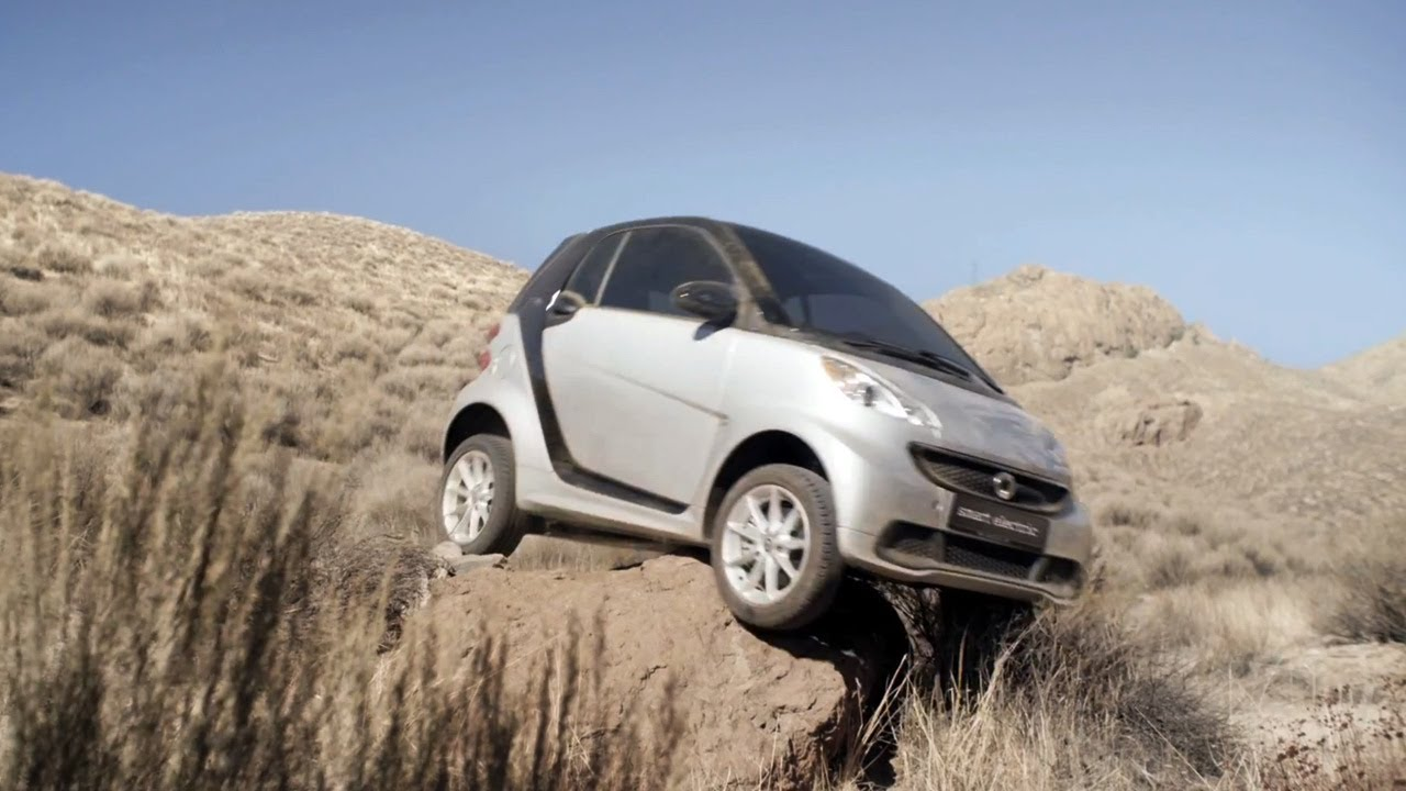the off road smart