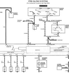 1996 ford glow plug relay wiring diagram wiring diagram todaysford glow plug controller wiring diagram for [ 1063 x 800 Pixel ]