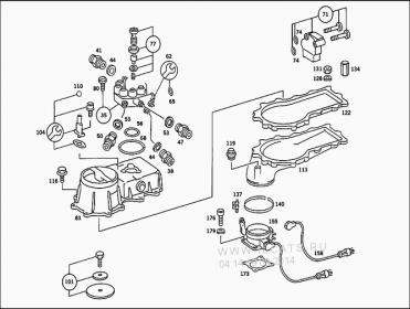 1994 Mercedes E320 Wiring Diagrams, 1994, Free Engine