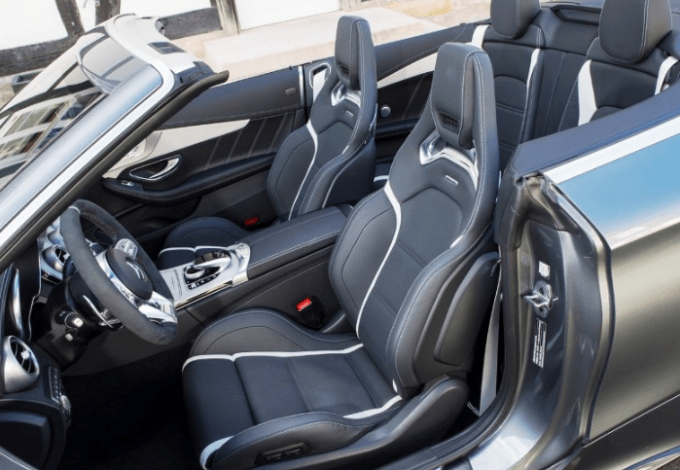 2020 Mercedes Benz AMG Interior