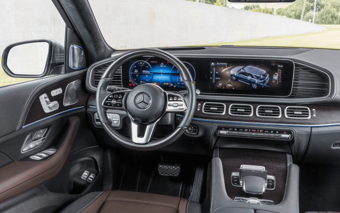 2020 Mercedes Maybach GLS 63 Interior