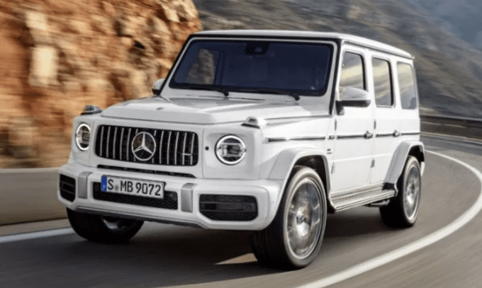 2020 Mercedes G63 Amg Release Date Price Redesign