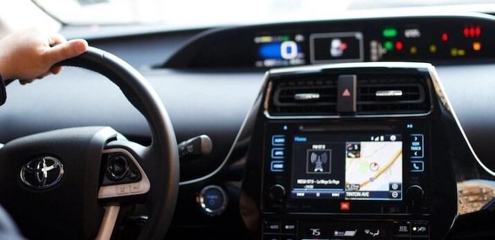 2017 Prius Four Touring