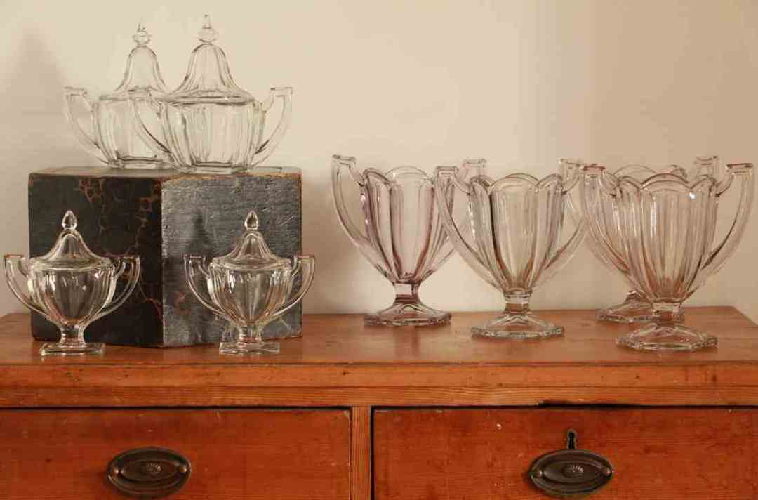 Copas de cristal Val St. Lambert