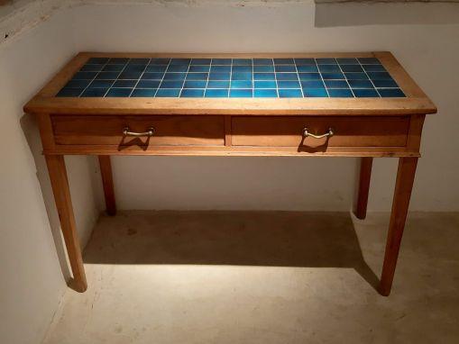 Mesa en roble