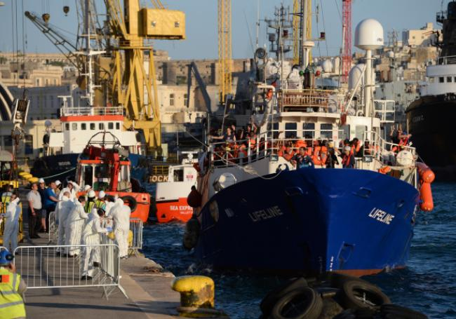 Crise migratoire, crise européenne.