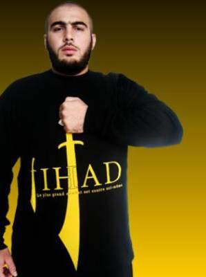 Un rappeur islamique au Bataclan.