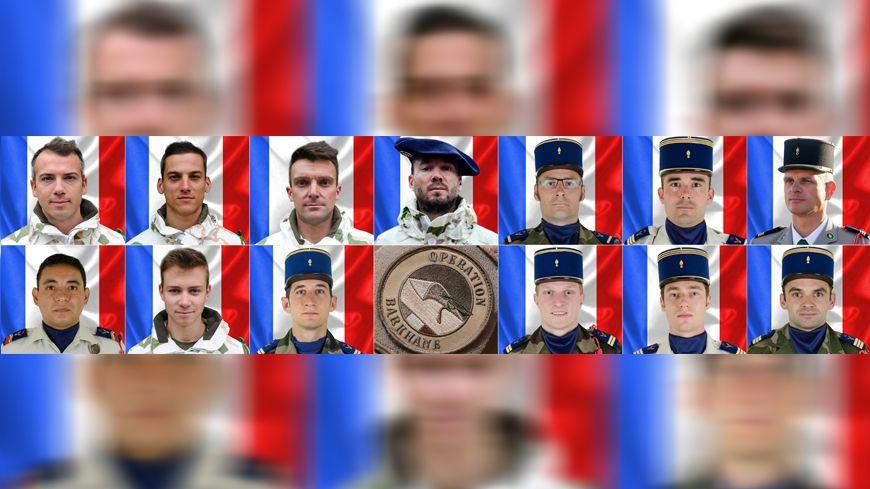 Morts pour la France.