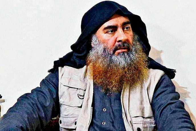 Baghdadi et les 70 vierges.