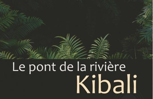 Mon nouveau roman: Le pont de la rivière Kibali