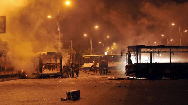 Aujourd'hui violences urbaines. Demain violences rurales?