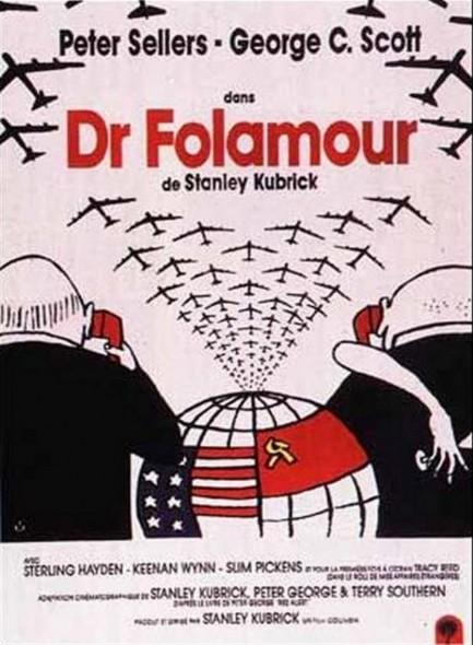 Docteur Folamour et mister Macron.