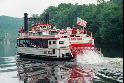 Enjoy a Ride on the Dixie Belle