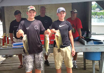 High School Fishing Tournment